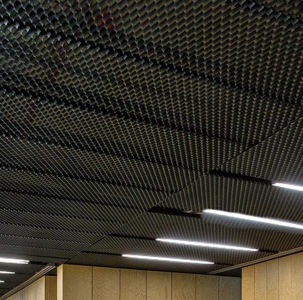 Stretch Ceilings Metal